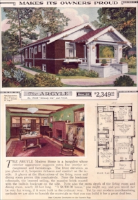 Typical Sears Catalog Home