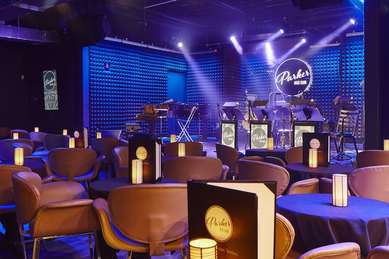 Parker Jazz Club Austin