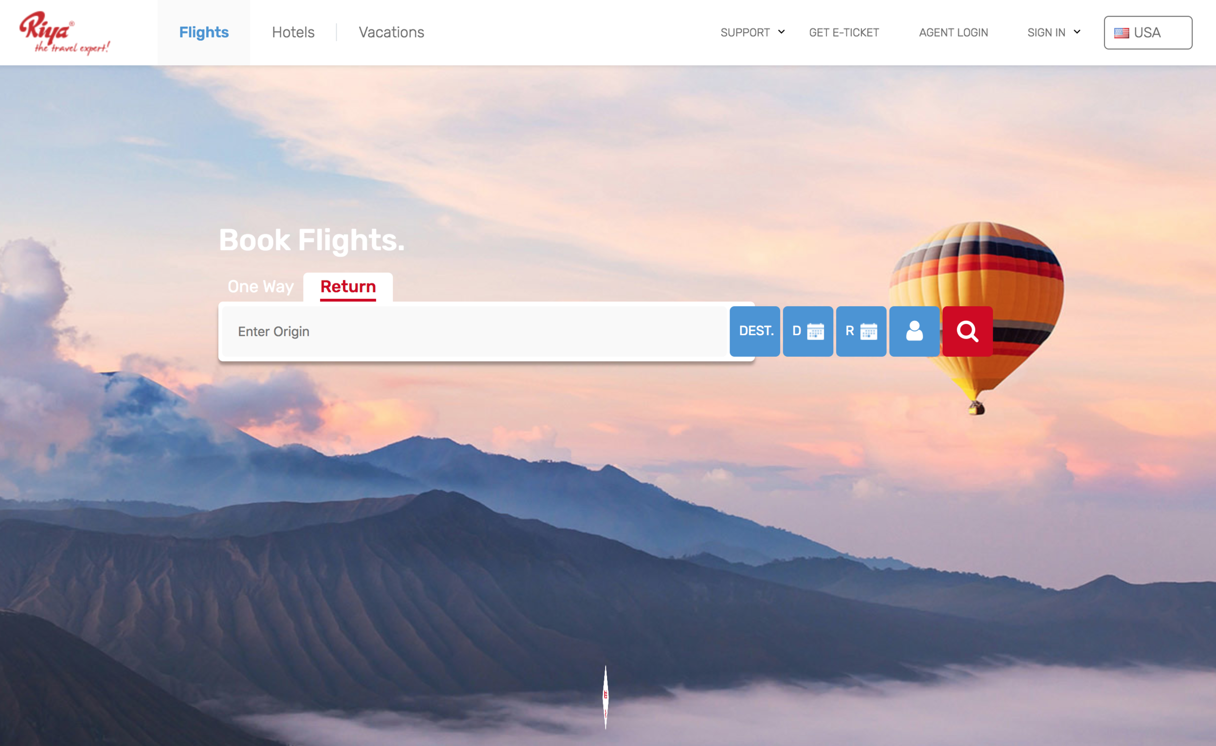 Riya Travel New Design after working with Anmol