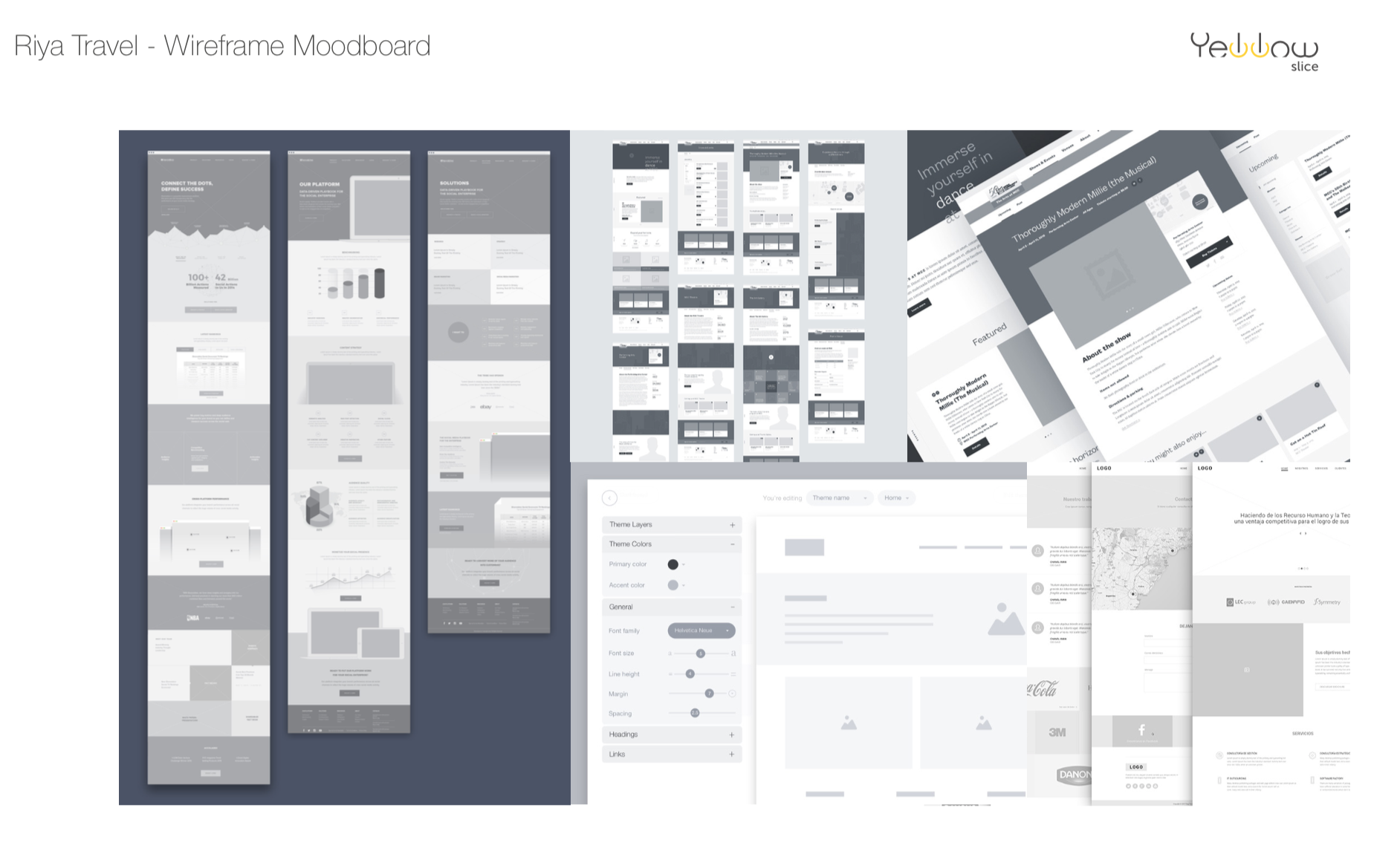 UX_Wireframe Moodboard_Riya Travel