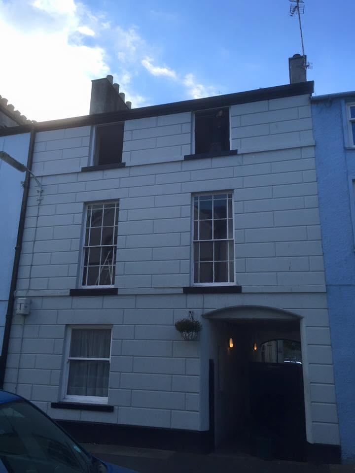 Sash window draught proofing Ulverston, Cumbria