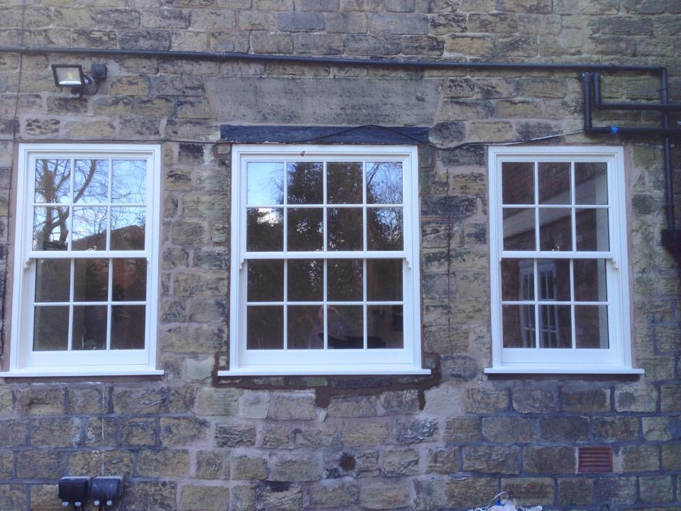 sash windows Burscough