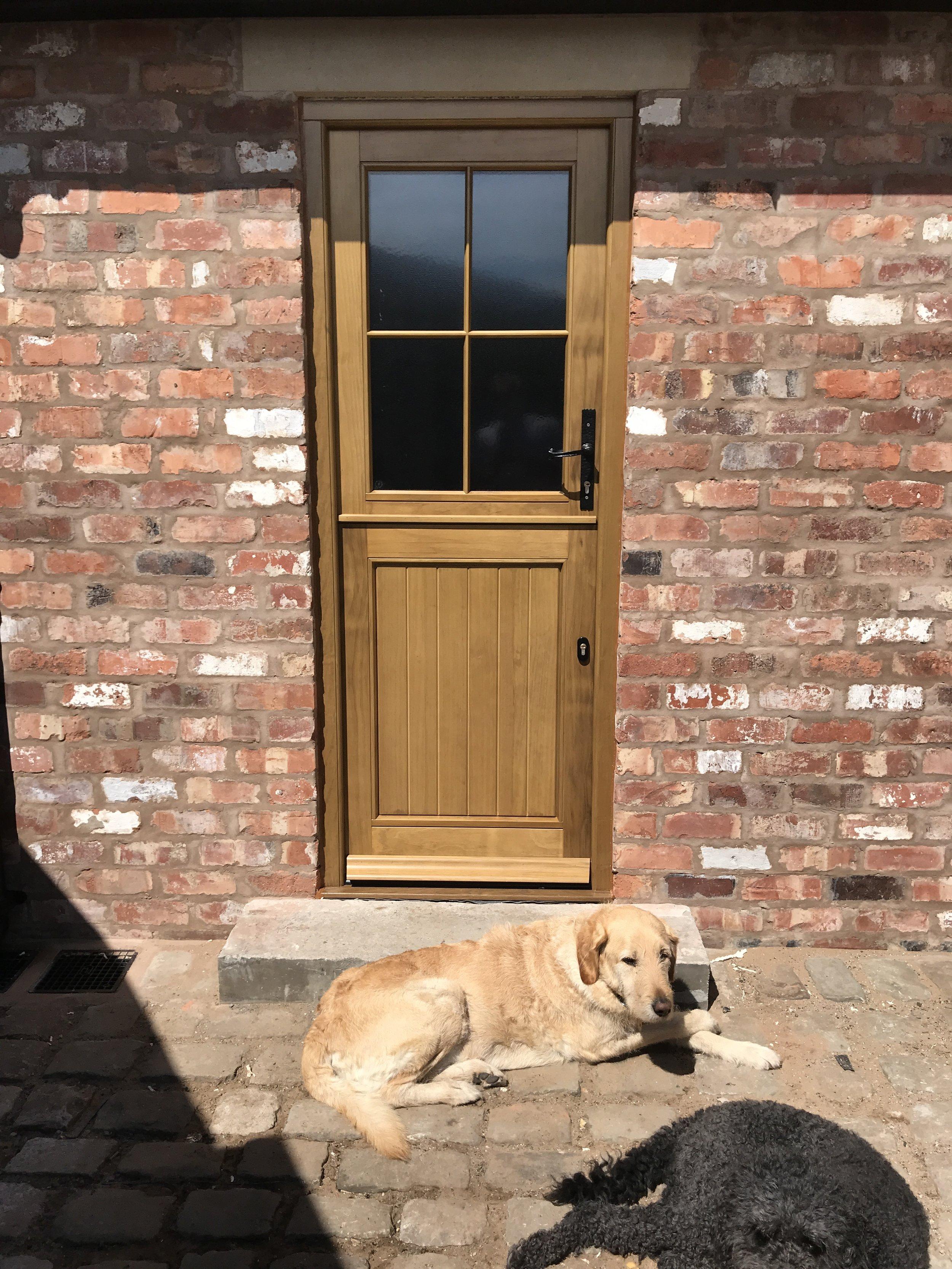 Accoya stable door
