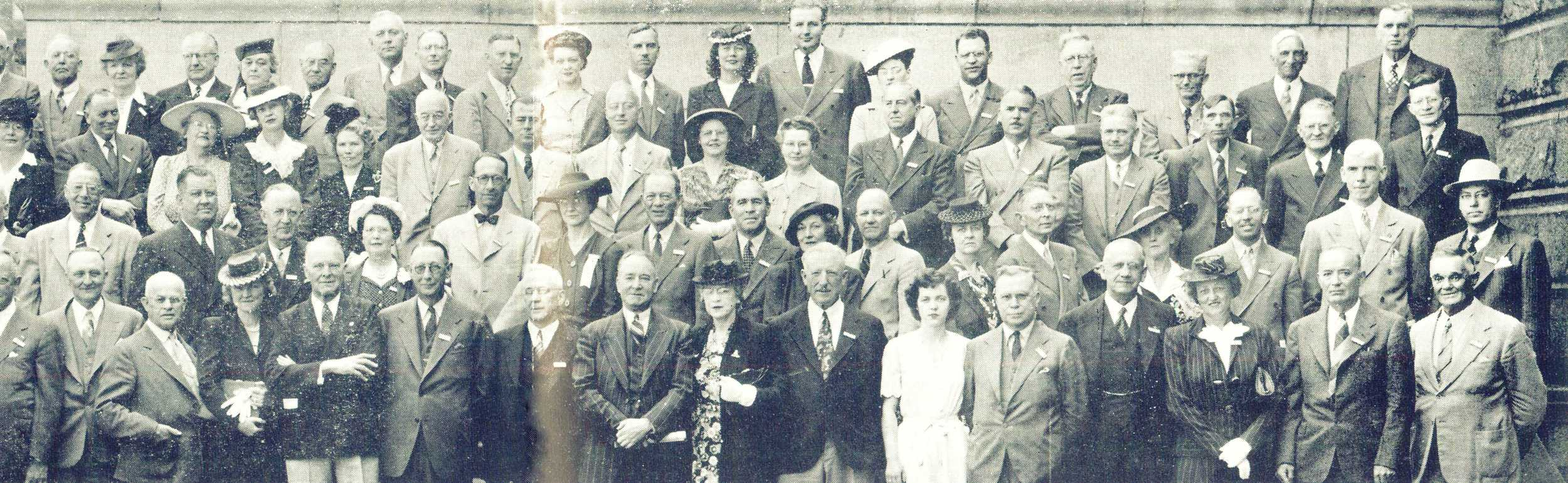 1943 Annual Conference, Vancouver, British Columbia