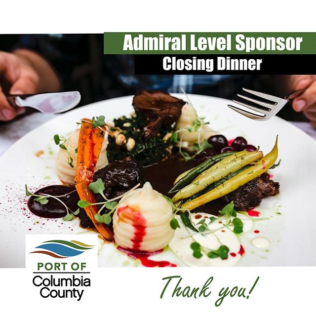 Thank you, Port of Columbia County, for being an Admiral Level Sponsor for our upcoming 2019 Annual Conference #appac19 #columbiacounty