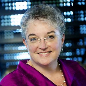 SB President Carole Wedge, FAIA
