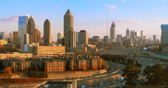 Atlanta, Locations for this year's AIA National Convention