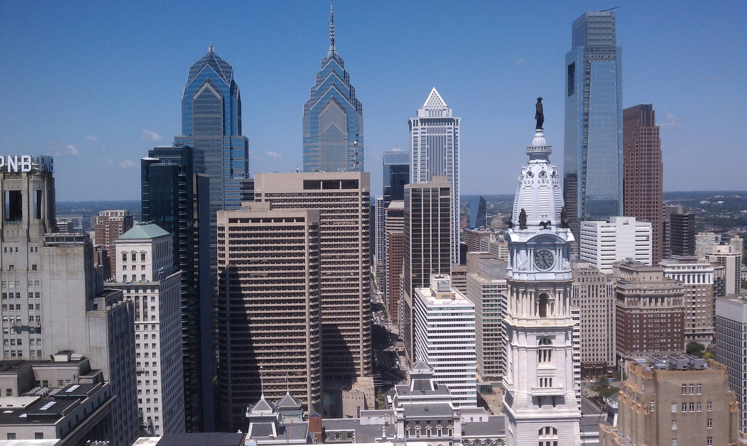 Philadelphia, PA. Location for this year's AIA National Convention #AIACON16