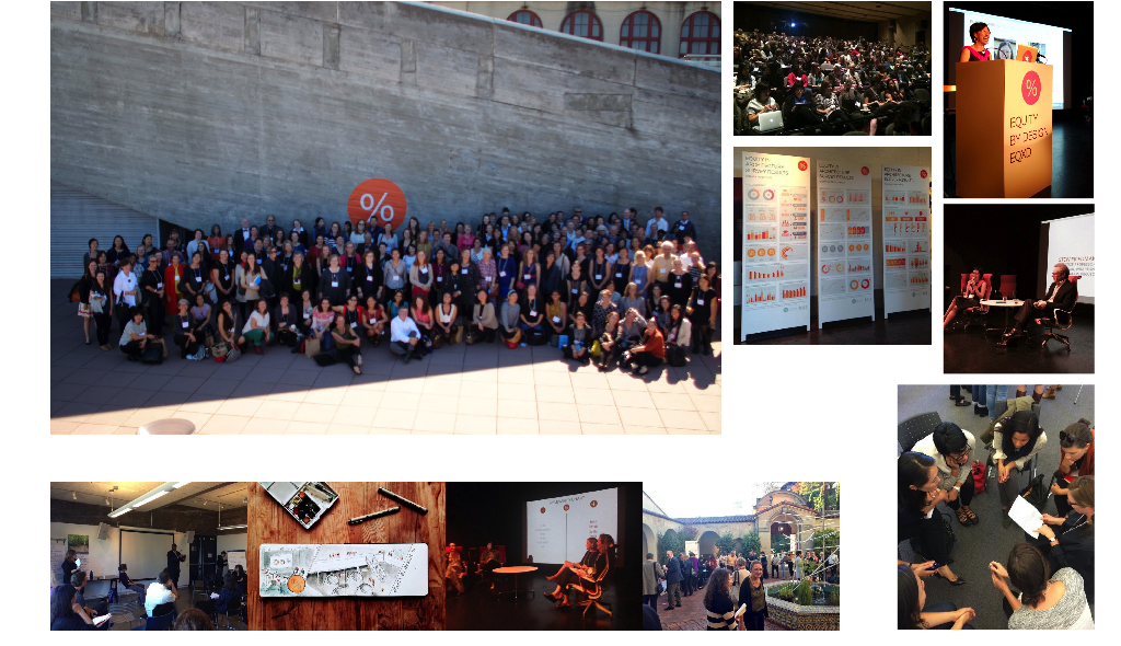 Photos from Equity by Design Symposium 2014 at SF Art Institute