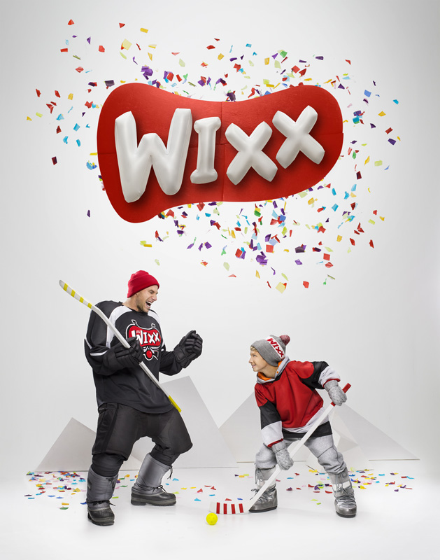 Wixx Hockey - Feat. Étienne Boulay