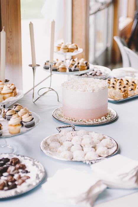 Delicious looking deserts - Sahara Coleman - Professional Wedding Photographer, Destination Photographer 2014 Seattle Washington