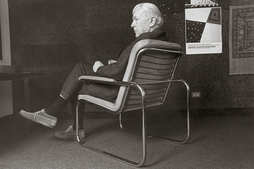 Mr. Marcel Breuer, one of my personal favorite designers