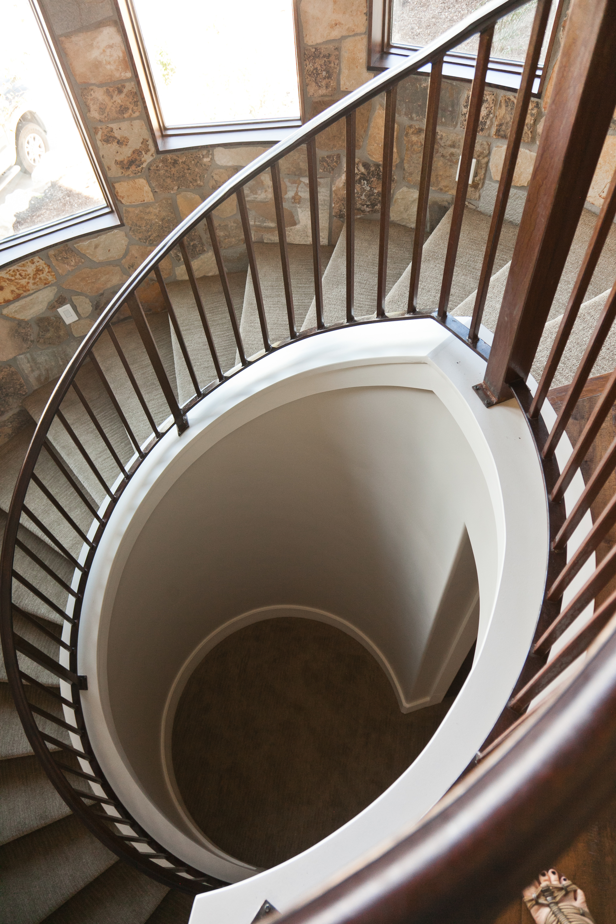 stairspiral