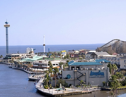 The Kemah Boardwalk