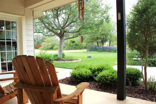 "Enjoy life with a ""back porch point of view!"""