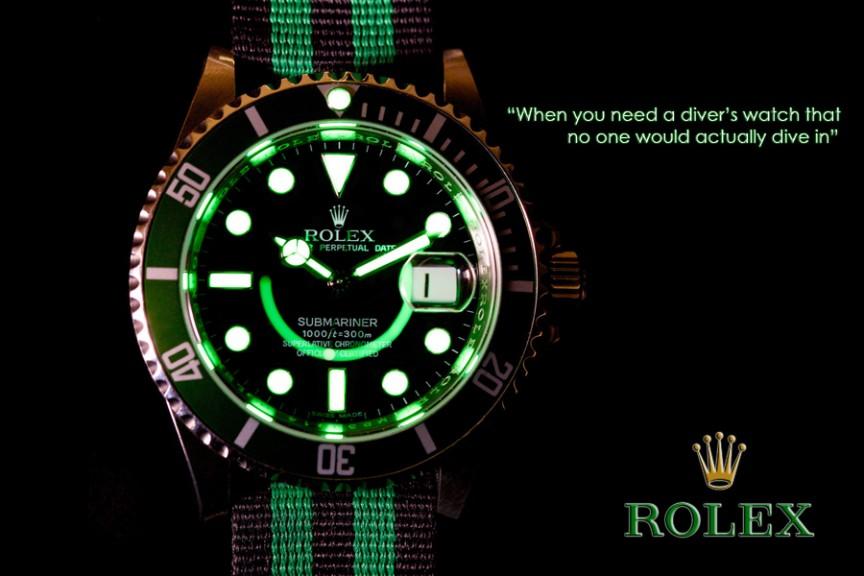No.5 ROLEX Est Brand Value- $9.7 Billion