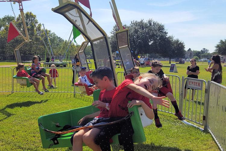 Dixie Chair Swing
