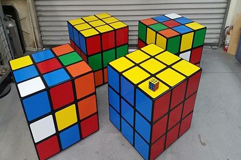 Giant Rubik Cube