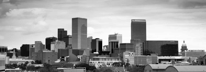Golden Triangle Denver Skyline