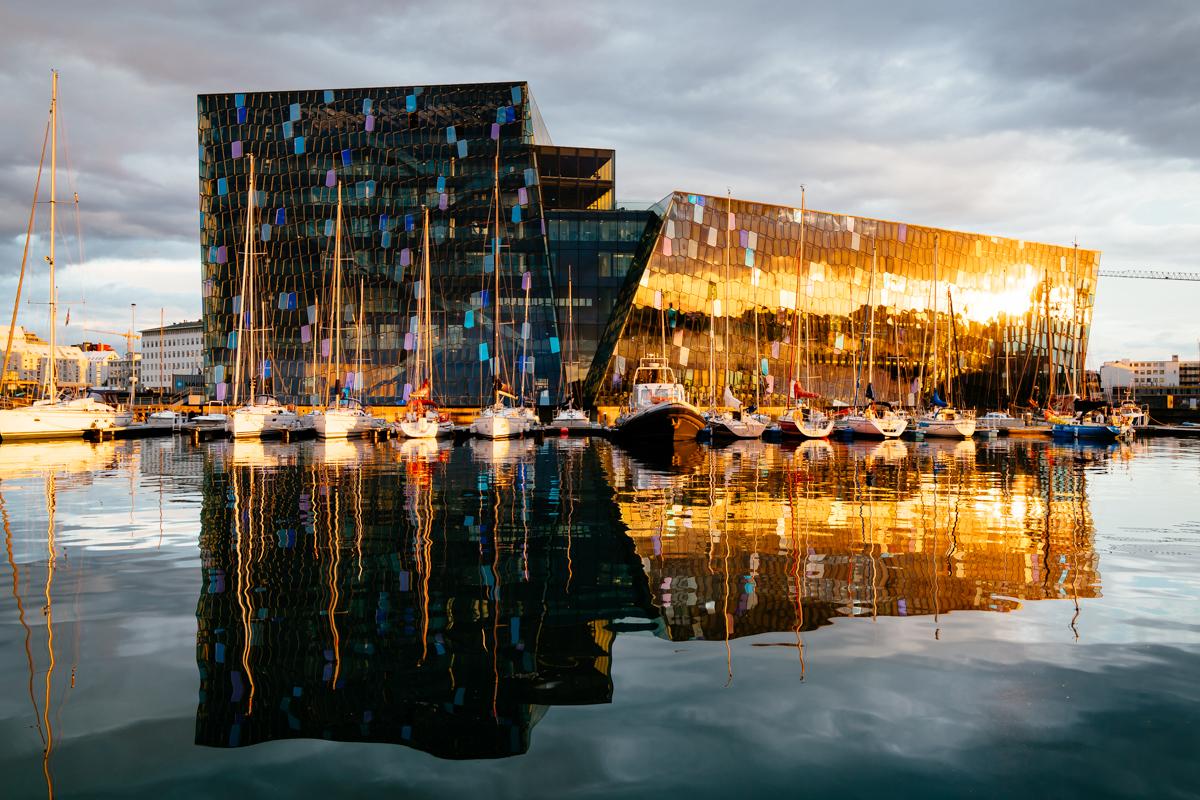 Harpa Concert Hall by Henning Larsen Architects © 2016 JC Buck