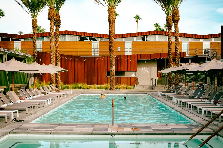 Arrive Palm Springs Pool © JC Buck