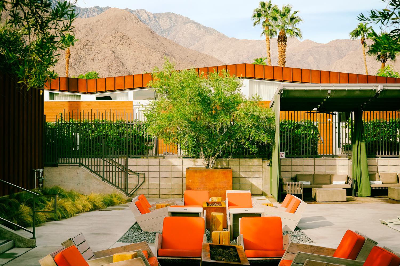 Arrive Hotel Palm Springs © JC Buck