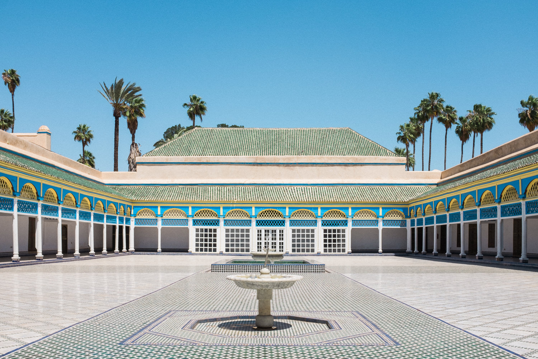 © 2017 JC Buck - Bahia Palace Marrakech