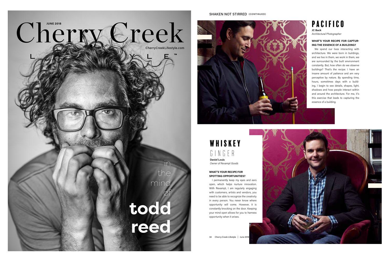 Cherry Creek Lifestyle Magazine - June 2018