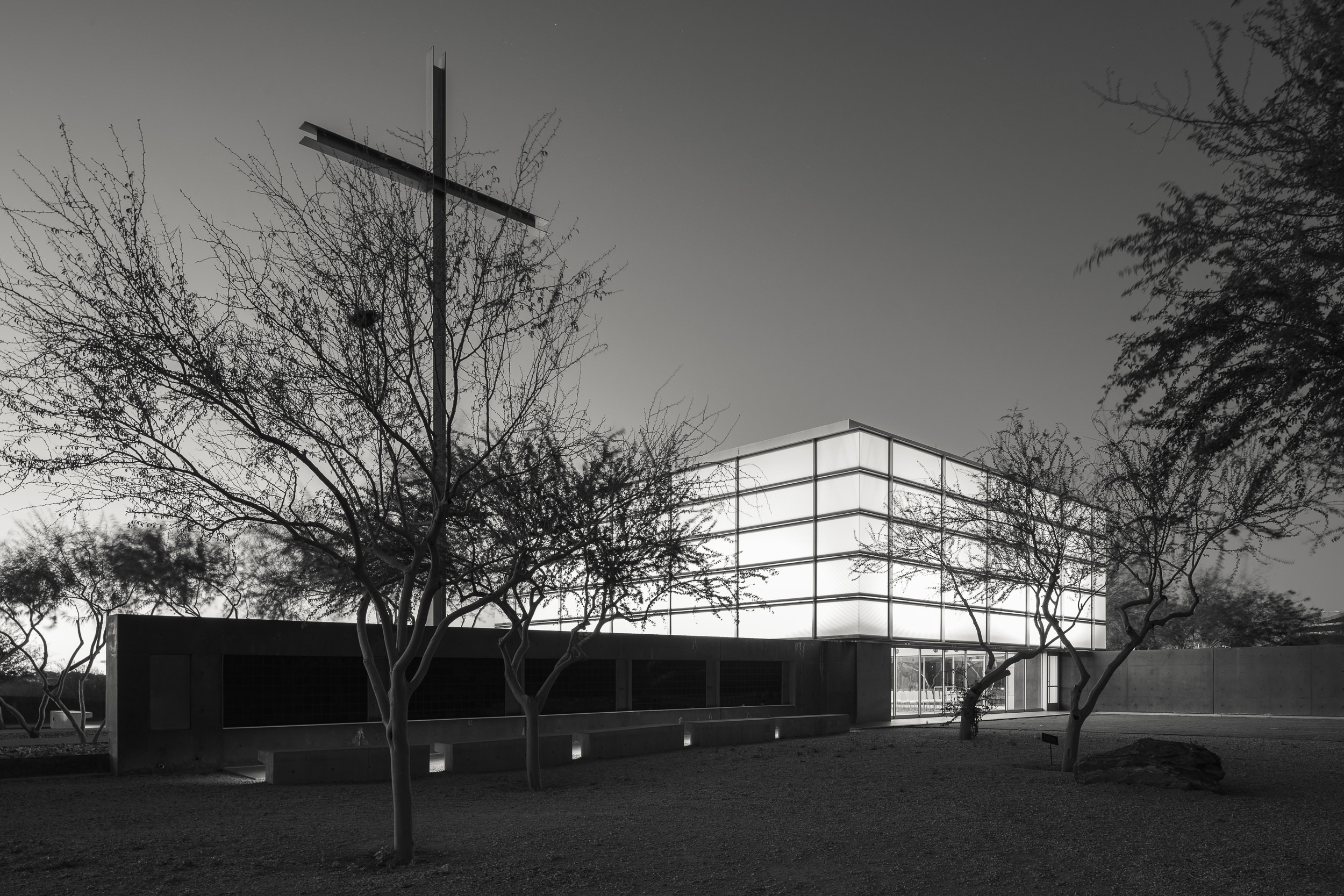 Prayer Pavilion of Light
