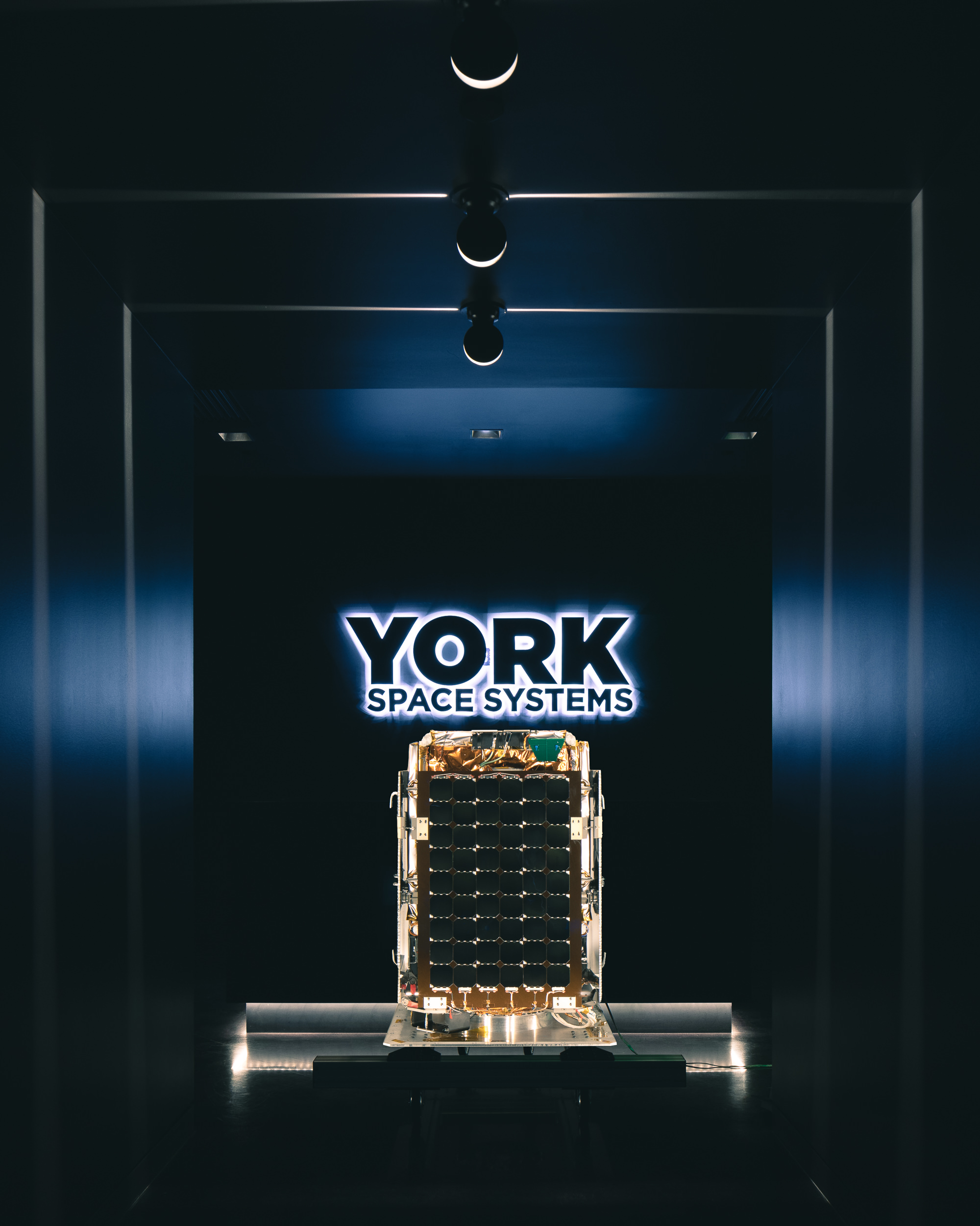 York Space Systems' S-CLASS Spacecraft Platform © 2019 JC Buck