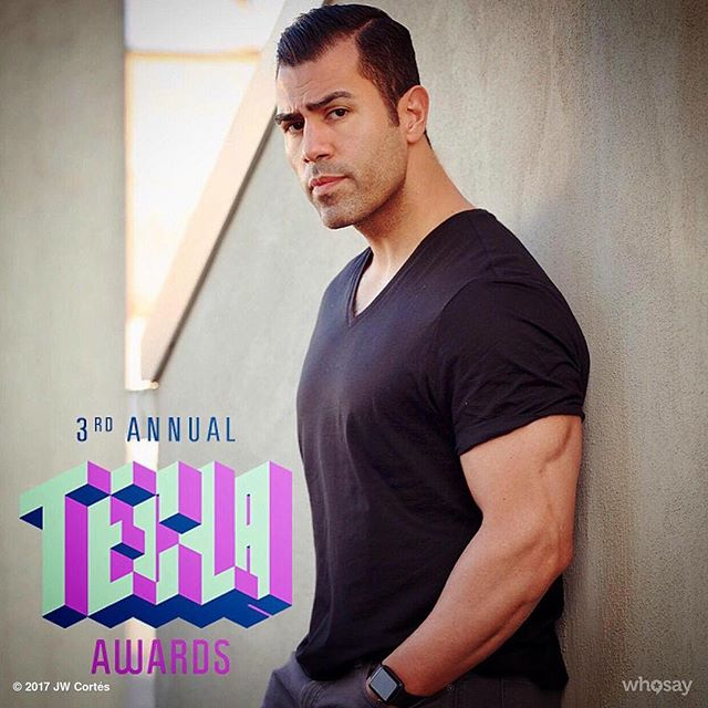 Headed to Miami in a day to present a well deserved award at @HispanicizeEvent's Tecla Awards! #Hispz17 #Gotham #Hispanicize