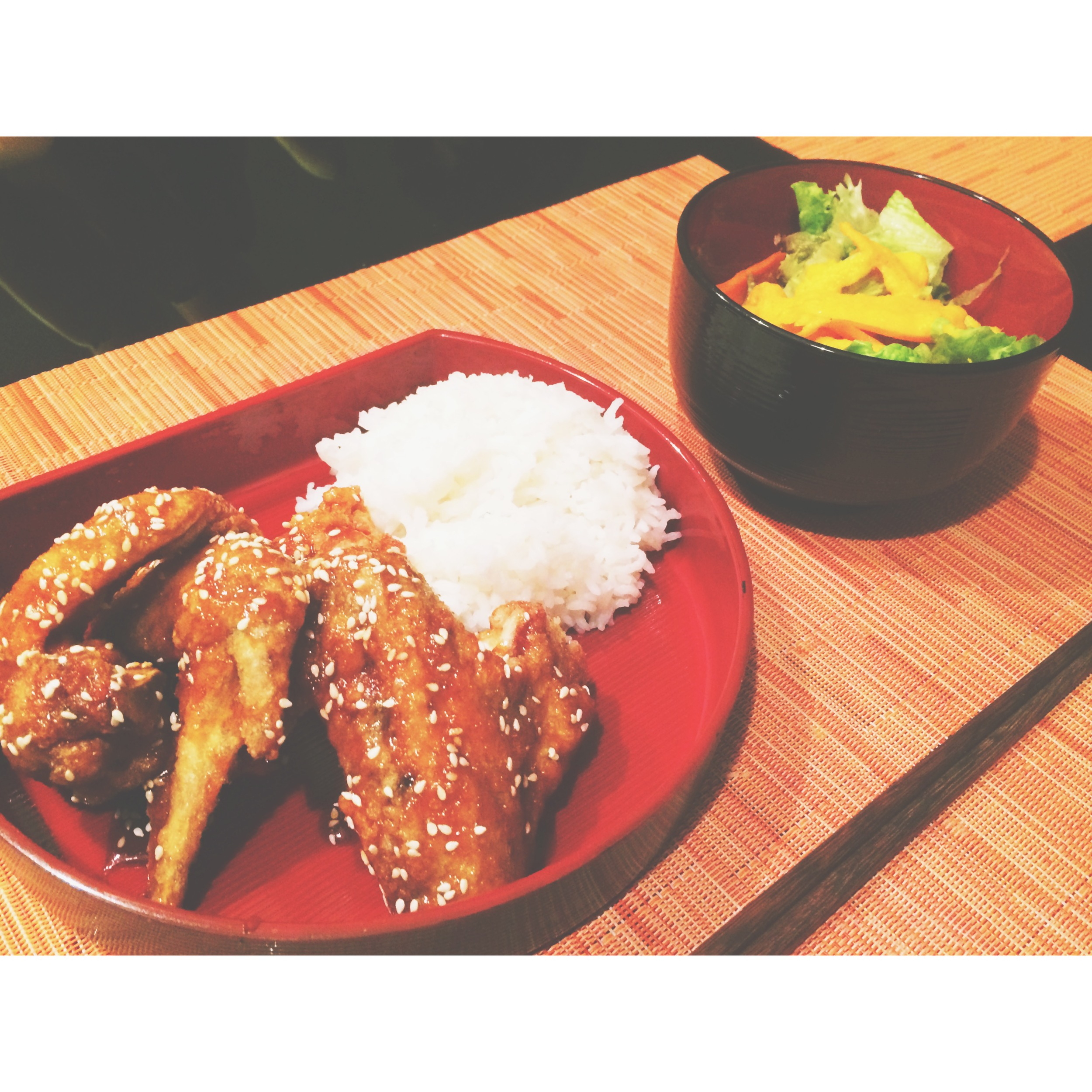 Japanese Nagoya Fried Chicken Wings