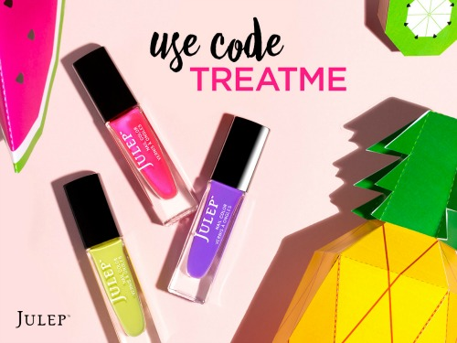 Summer Gift - FREE Julep 4-Piece Welcome Box ($50+ value)