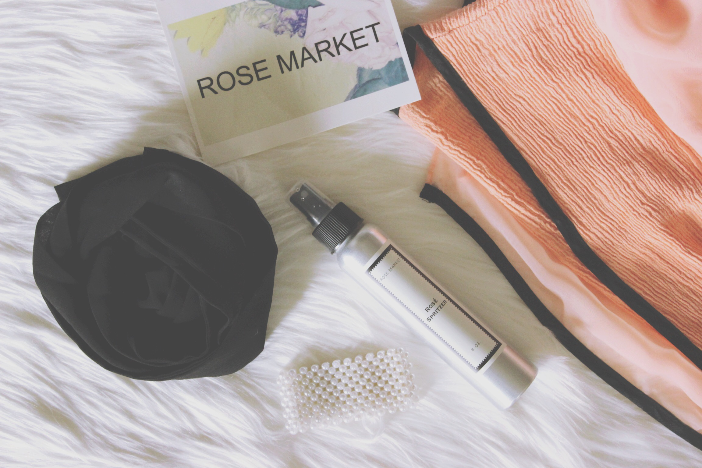 Eco-Fashion Tips + Rose Market Review and Coupon Code