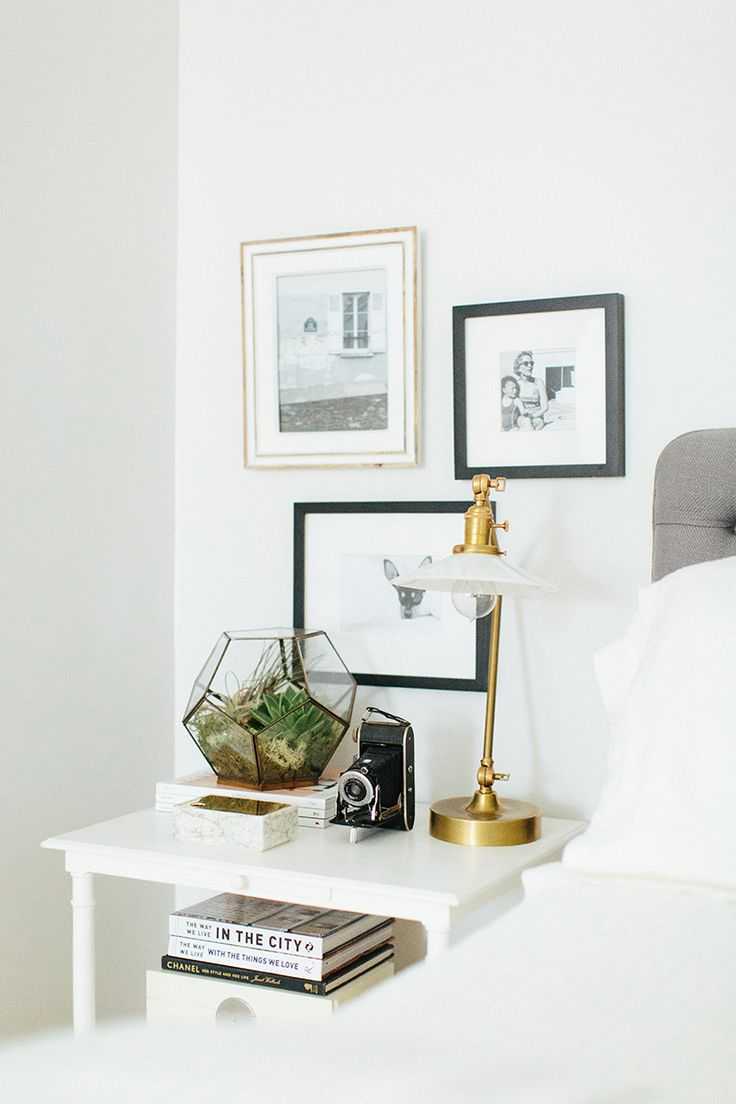 7 Nightstand Decor Essentials Hello Lovely Living