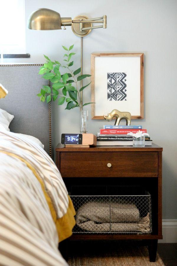 7 Nightstand Decor Essentials Hello Lovely Living