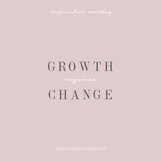 Inspiration Monday | Hello Lovely Living