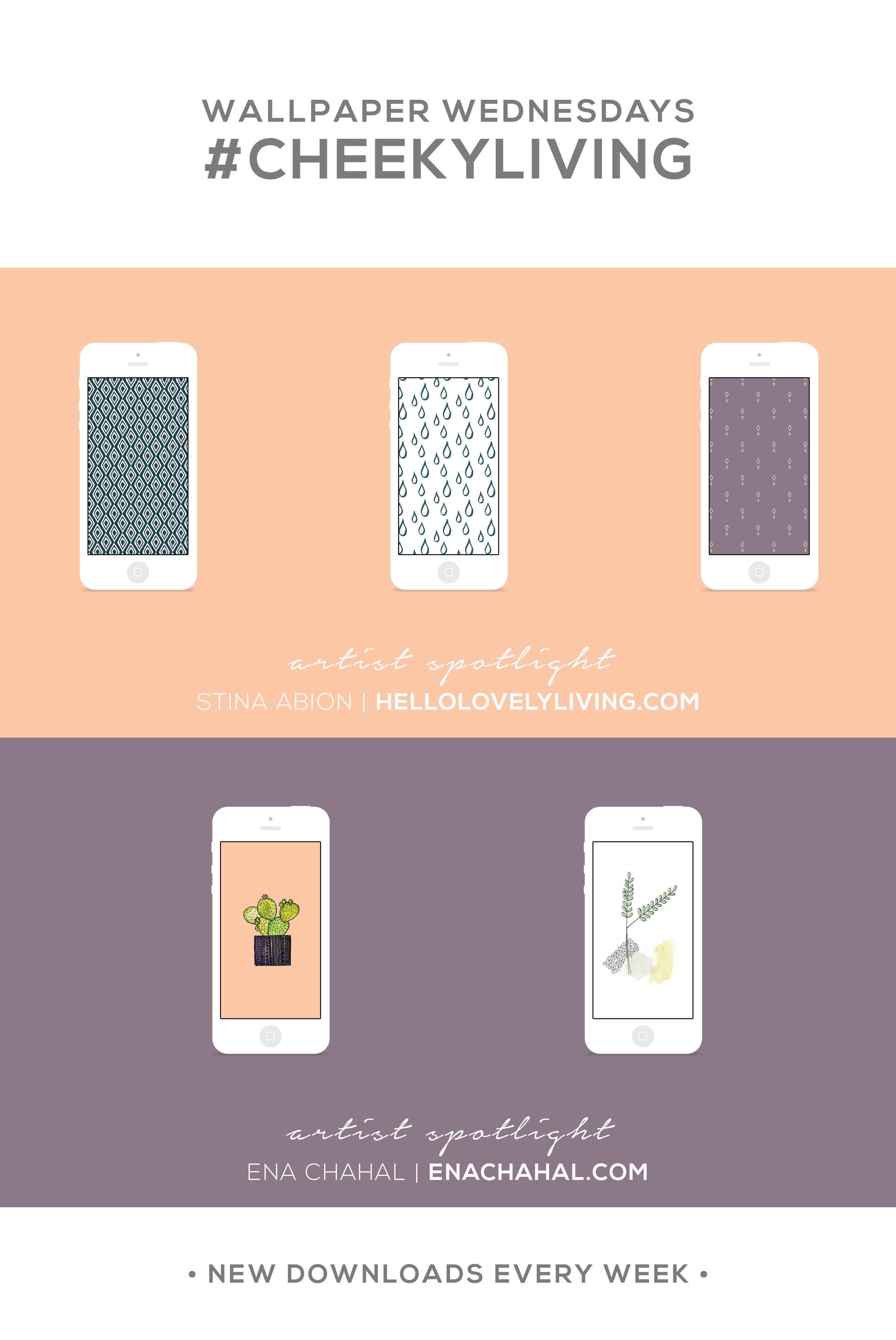 Wallpaper Wednesdays 4 | Illustration