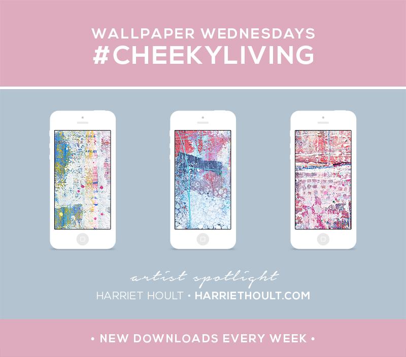 Wallpaper Wednesdays 12 | Harriet Hoult