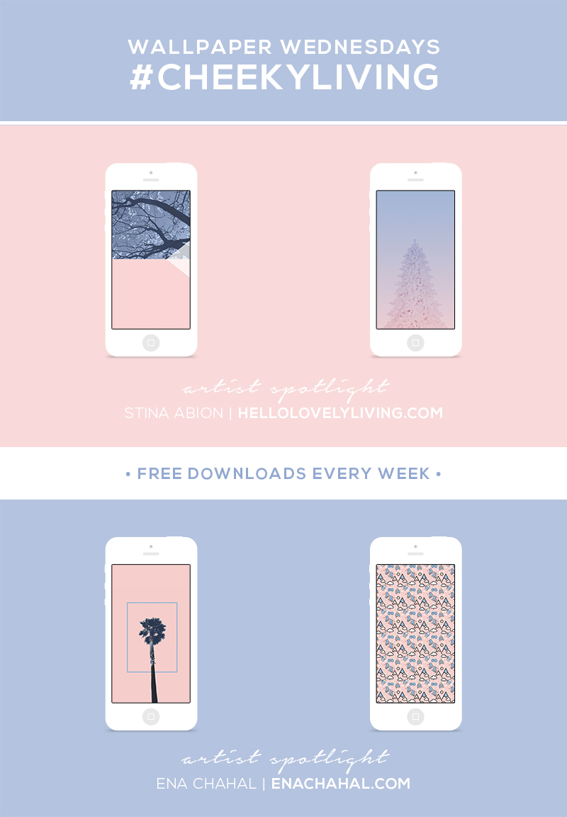 Free Wallpapers   Hello Lovely Living