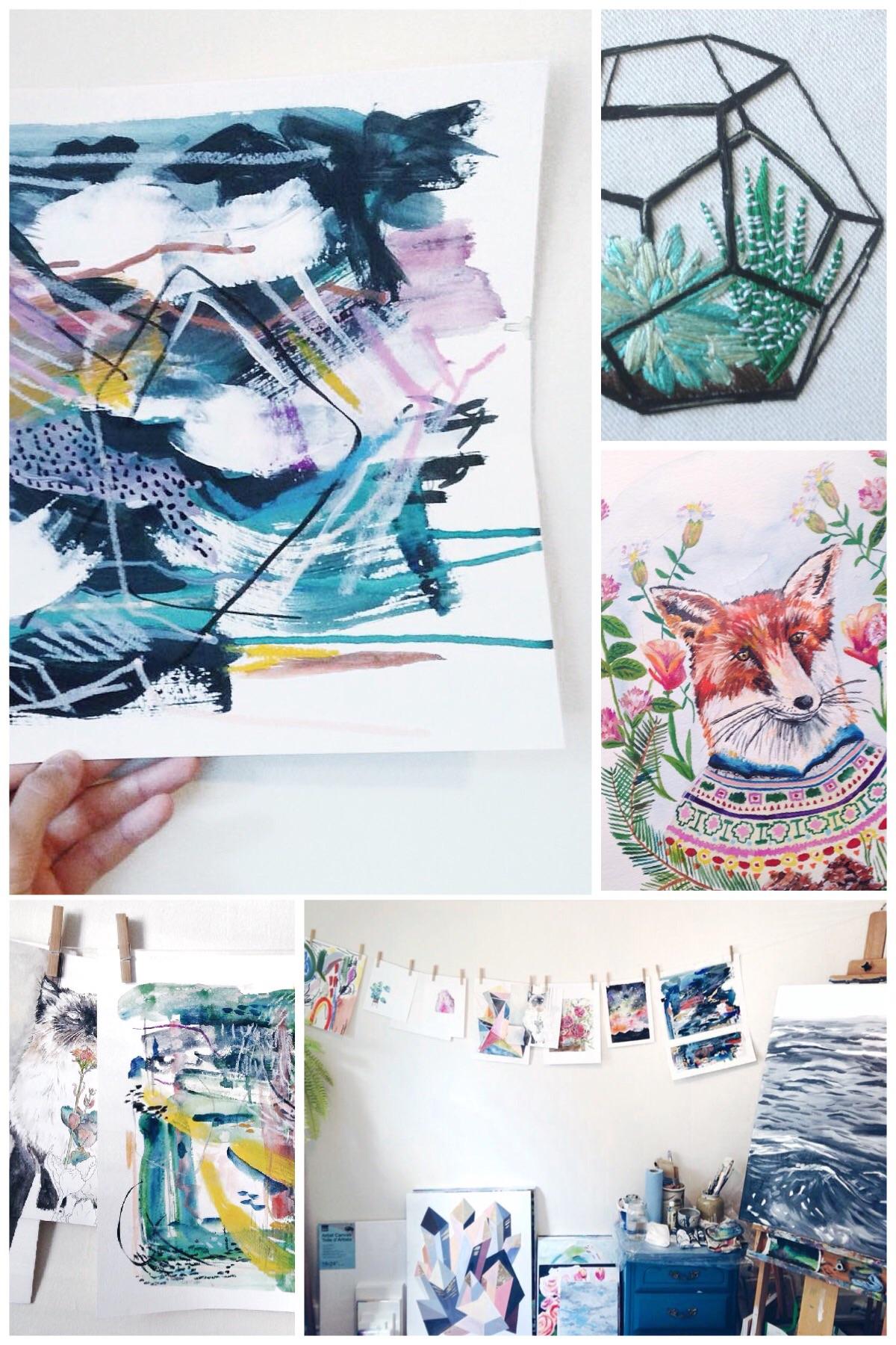 Artist Feature | Sam Eldridge