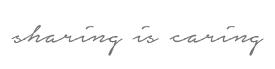 Share the Love | HelloLovelyLiving.com