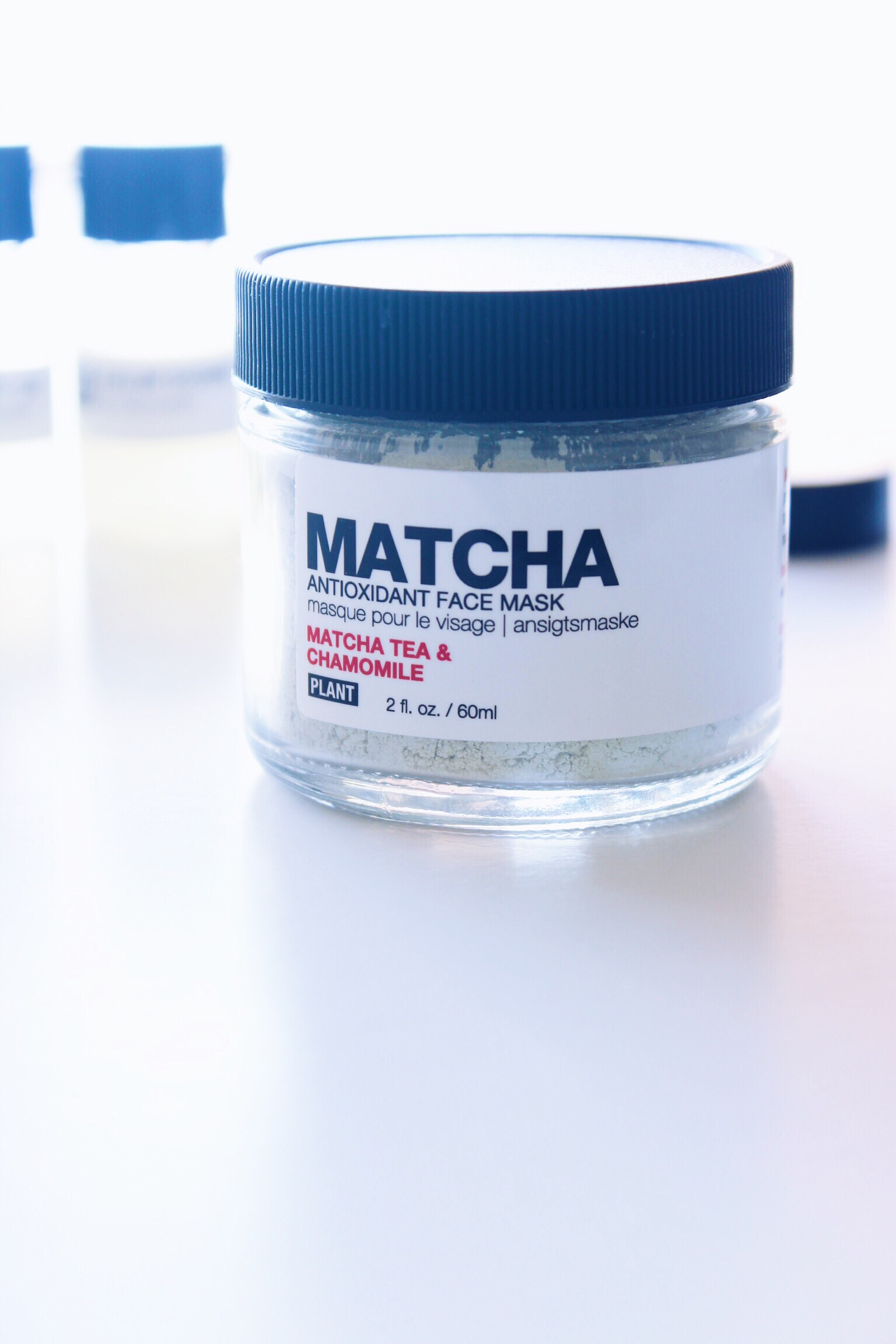 PLANT Apothecary | MATCH Antioxidant Face Mask | HelloLovelyLiving.com