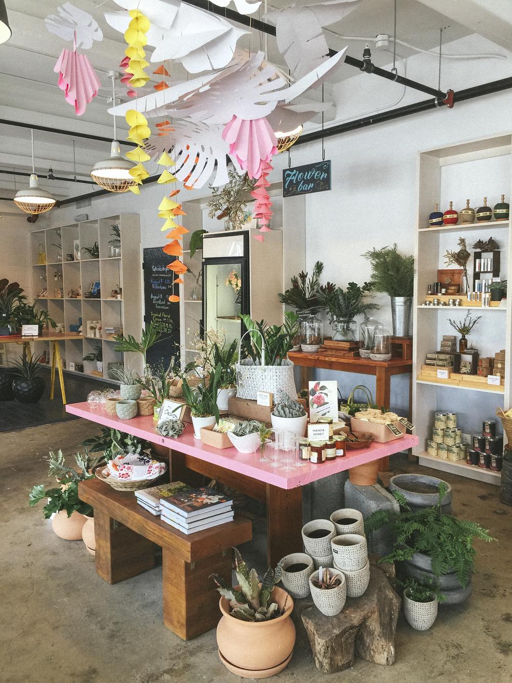 Botanical Shop | Paiko Hawaii