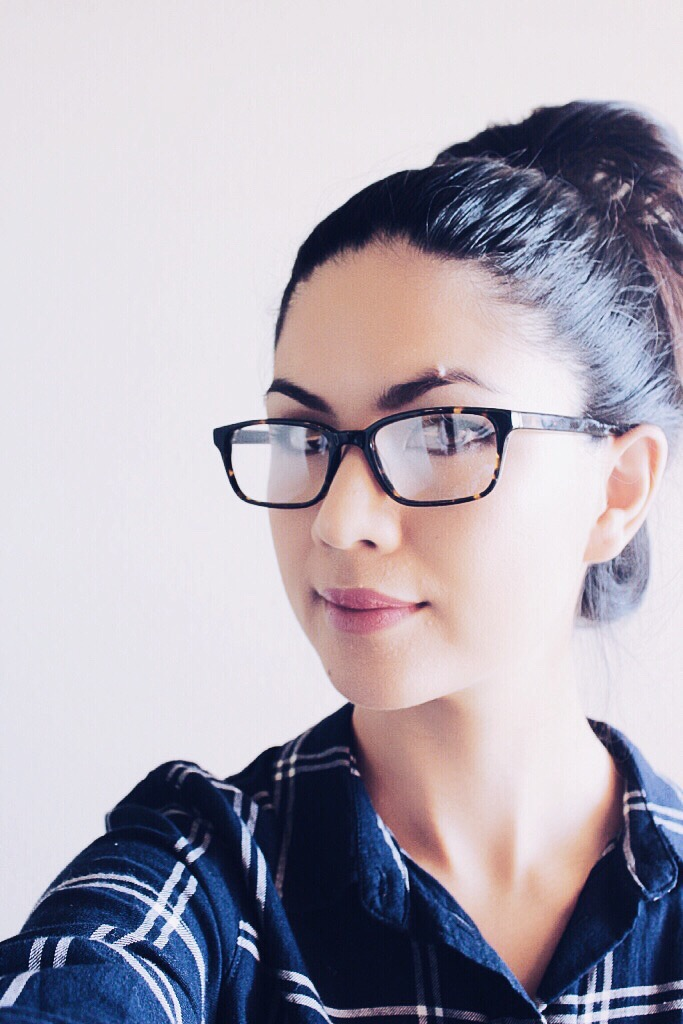 Warby Parker Home Try-On - Seymour | HelloLovelyLiving.com