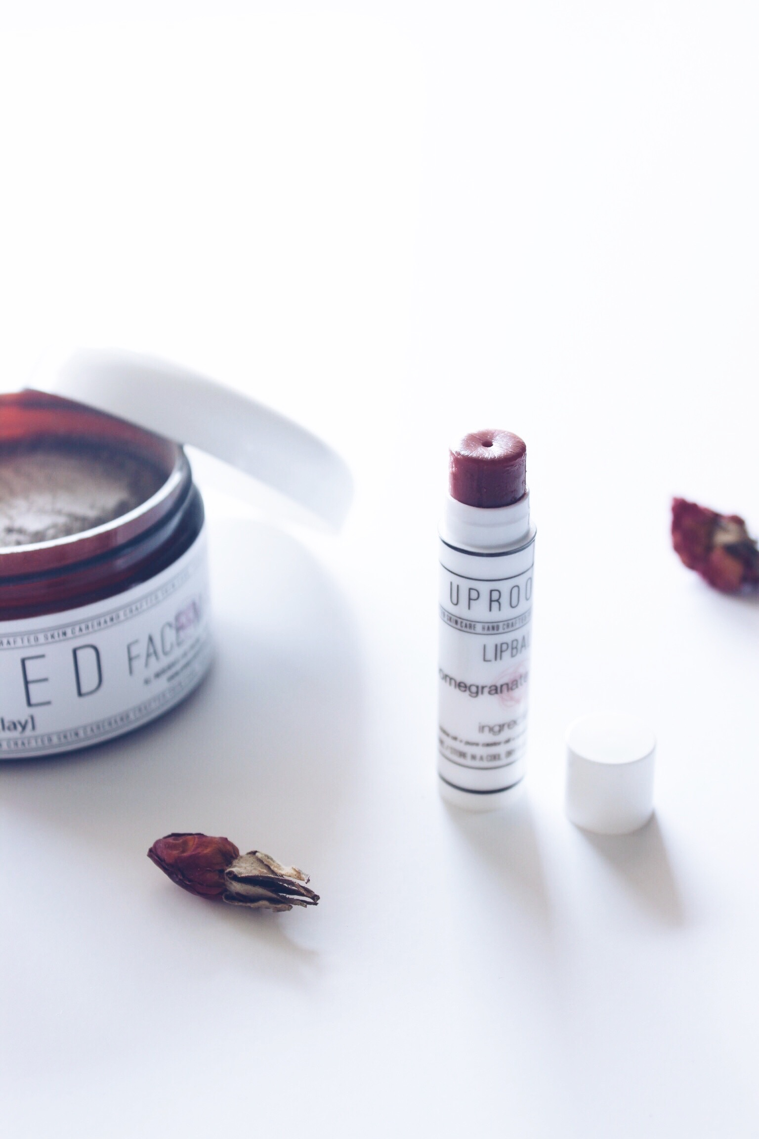 Natural Skincare | Uprooted Skincare | HelloLovelyLiving.com