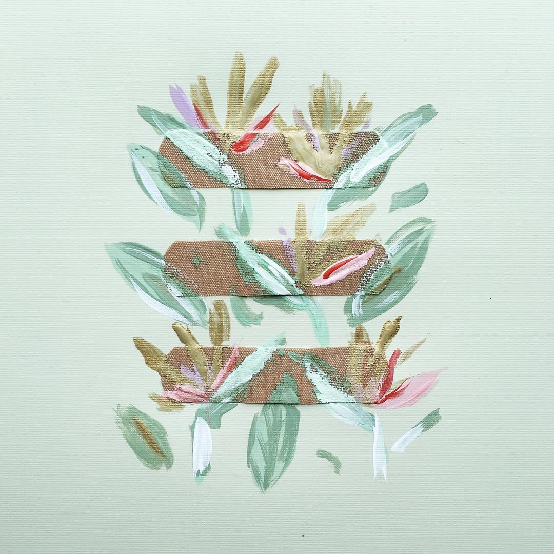 Wallpaper Wednesdays 30 | Artist Feature - Ash Sta. Teresa