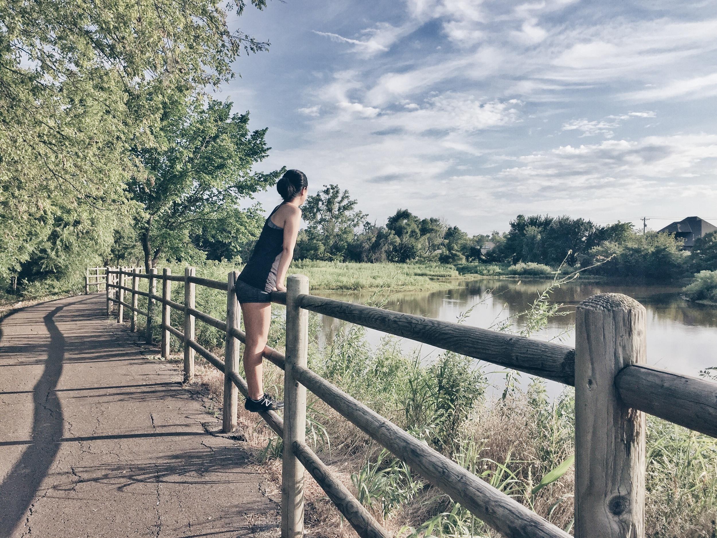 Hello Lovely Travel | Bluff Creek Park | Oklahoma City, OK