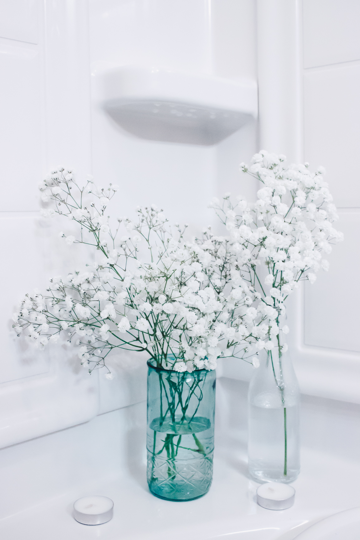 HelloLovelyLiving.com | Treat Yourself To The Perfect Winter Bath