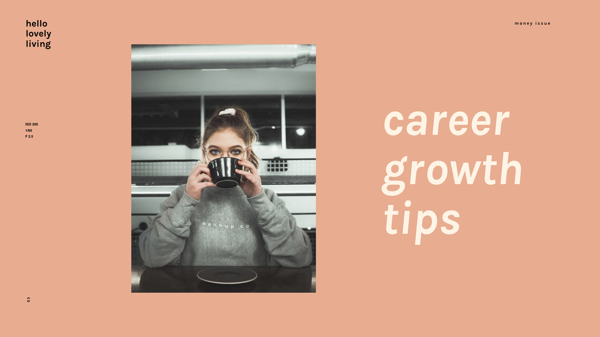 hellolovelyliving.com | Career Growth Tips For The Career Driven Woman